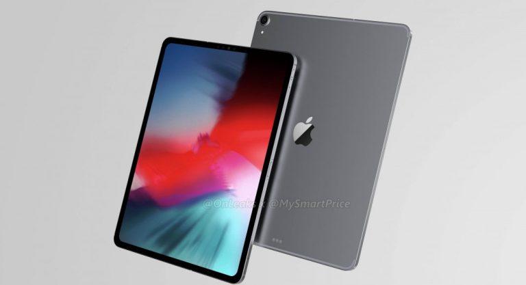Sta per arrivare il nuovo fantastico iPad Pro 2018