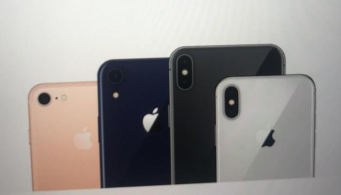 I nuovi iPhone XS sono finiti accidentalmente su Apple.com