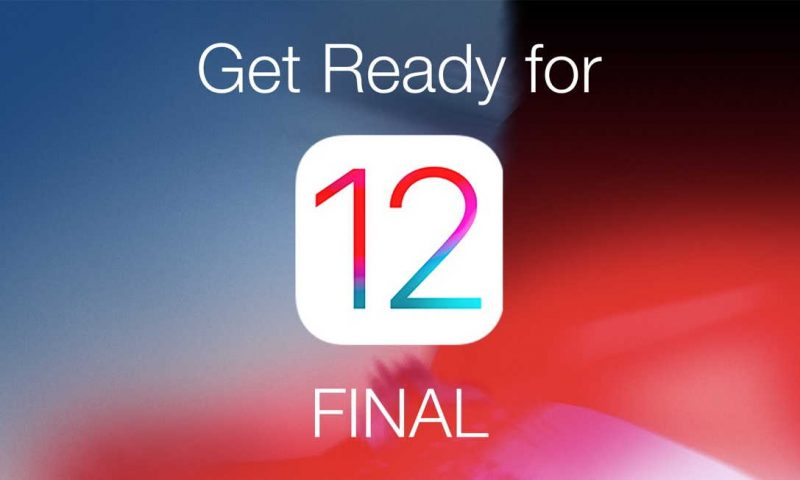 iOS 12 è finalmente disponibile per il download