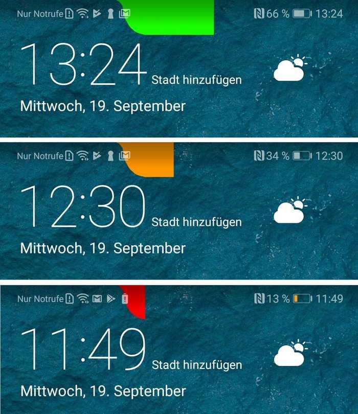notch battery app