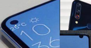 ASUS ZenFone 6 immagini leak: display con foro per fotocamera frontale