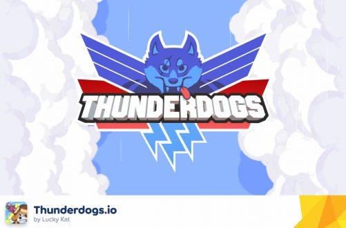 Thunderdogs.io è il nuovo gioco dell'acclamata serie, in esclusiva sul web da Poki