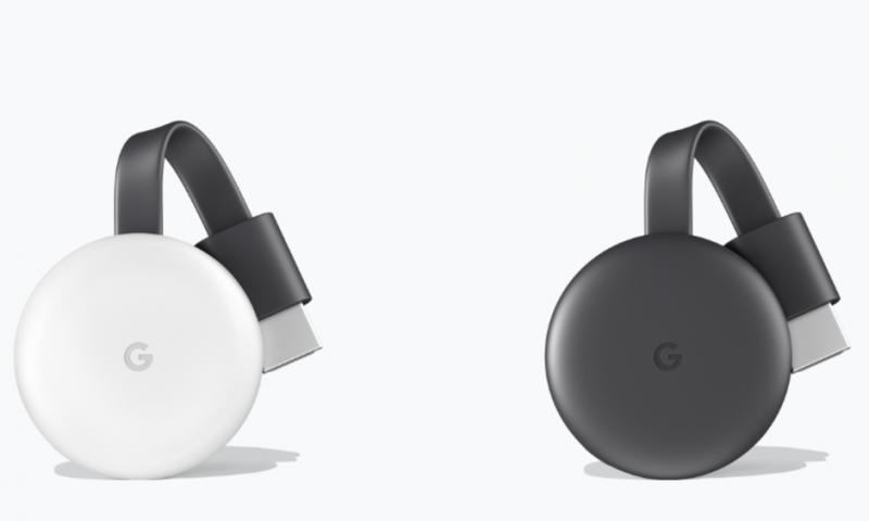 Svelata la nuova Chromecast di terza generazione