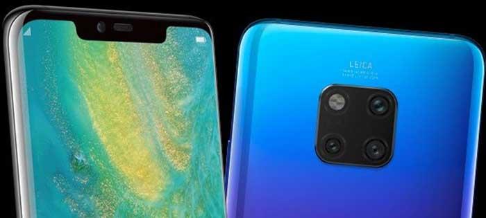 Huawei Mate 20 Pro, 899 sterline è il costo nel Regno Unito