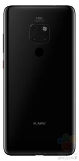 Huawei Mate 20, tre fotocamere e dispaly da 6.53 pollici