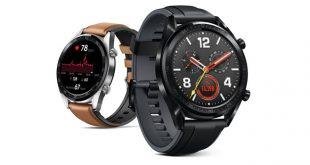 Huawei ufficializza Watch GT e altri due indossabili