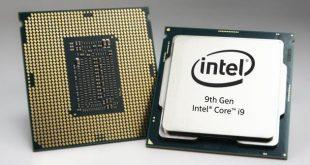 Intel ha annunciato le sue CPU di nona generazione