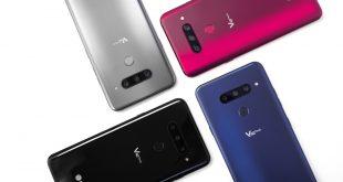 LG V40 pronto a sbarcare in Italia dal 2019