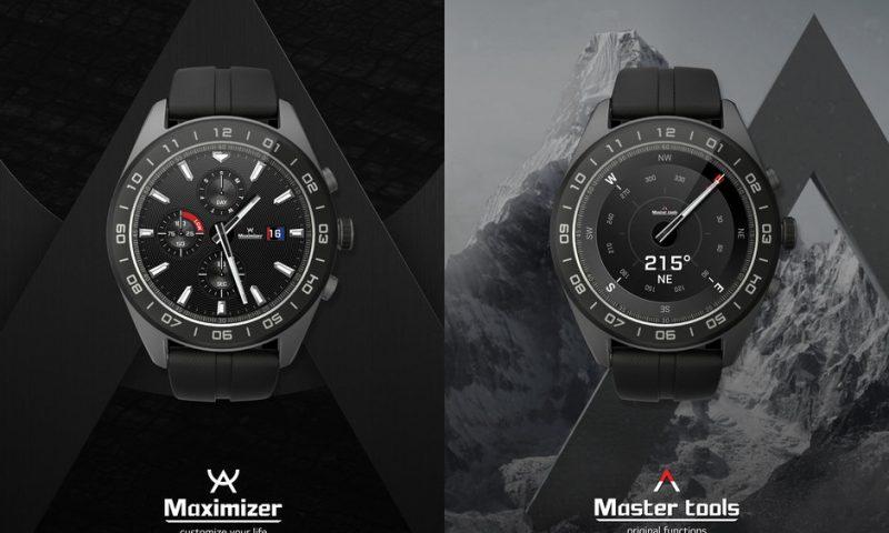 Presentato LG Watch W7, il primo ibrido con lancette meccaniche e wear oS