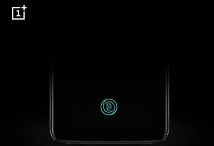 OnePlus 6T avrà il lettore di impronte in display di tipo ottico