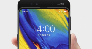 Xiaomi Mi Mix 3 confermata la registrazione in slow-motion a 960fps