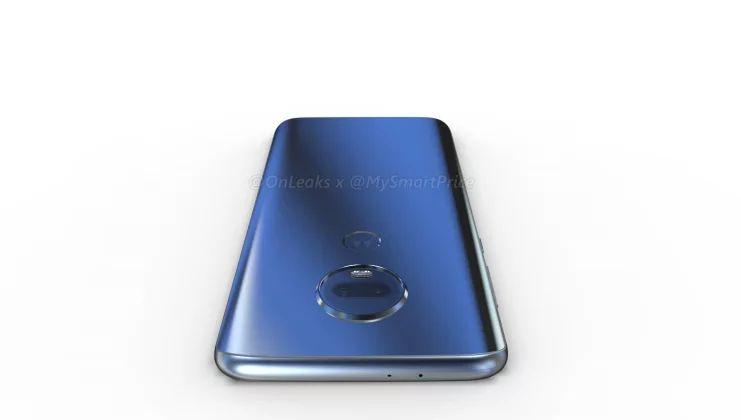 Motorola Moto G7 - il design della scocca svelato in anteprima