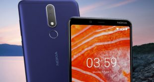 Nokia 3.1 Plus ufficiale: piccolo economico e con un grande schermo
