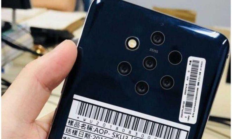Nokia 9 PureView è questo il nome del prossimo top di casa Nokia?