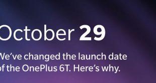 OnePlus 6T anticipato l'evento di presentazione per colpa di Apple