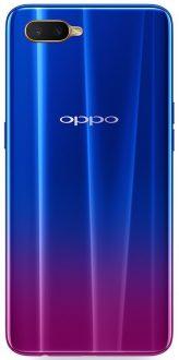 OPPO K1, arriva in Cina il medio gamma con id impronte su display