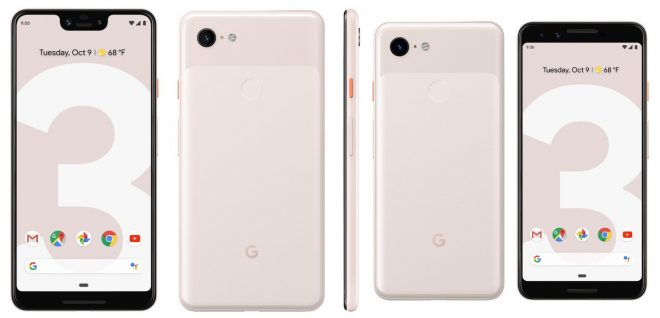 Google Pixel 3 e Pixel 3 XL sono finalmente ufficiali