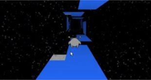 Rilassati con Poki ed il suo nuovo Run 3, un gioco gratuito online