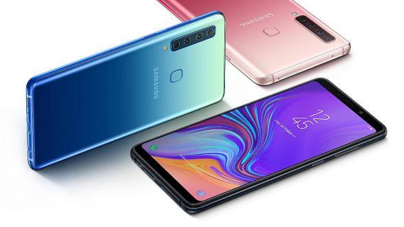 Galaxy A9 (2018) ora ufficiale