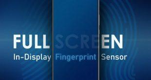 Samsung lavora al lettore di impronte a schermo del futuro