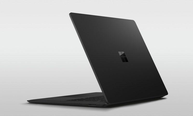 Microsoft Surface Laptop 2 annunciato ufficialmente