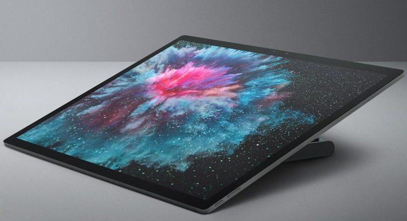 Microsoft Surface Studio 2 annunciato ufficialmente