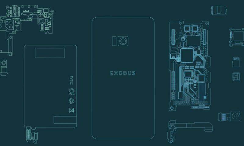 HTC Exodus arriverà il 22 ottobre