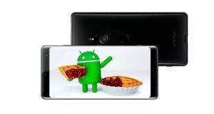 Android 9 Pie in arrivo per alcuni modelli Sony Xperia