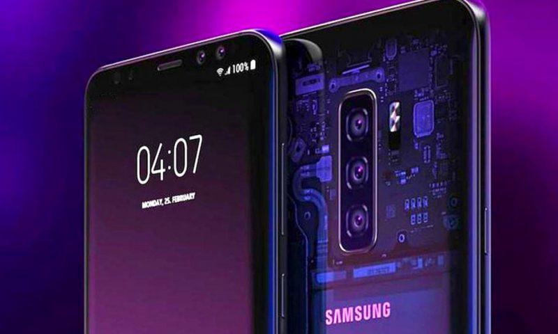 Samsung Galaxy S10+ è in fase di test