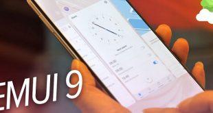 EMUI 9.0, lancio globale previsto per il 10 novembre