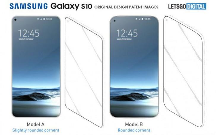 Samsung Galaxy S10 non ha cornici, pare sia tutto confermato