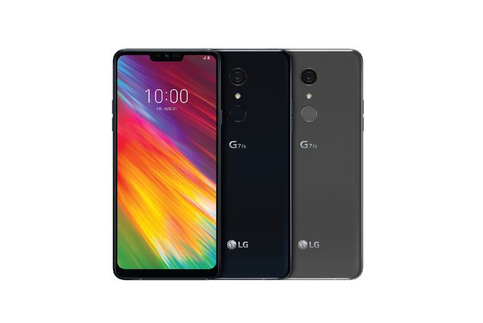 LG G7 Fit arriva in Italia a 399€