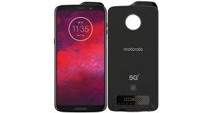 Motorola Odin con Snapdragon 8150, 5G e Moto Mod