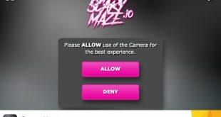Scary Maze: il nuovo gioco di Poki che ti farà saltare dalla paura