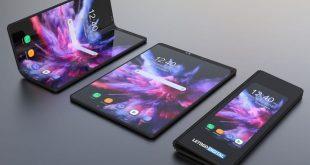 Samsung Galaxy F, lo smartphone pieghevole in un fantastico render