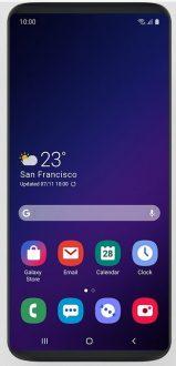 Samsung One nei futuri smartphone coreani, Samsung Experience addio