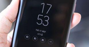 Galaxy S9: con Android 9 arriva il doppio tap per svegliare lo smartphone