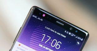 Galaxy S10 abbandonerà lo scanner dell'iride?