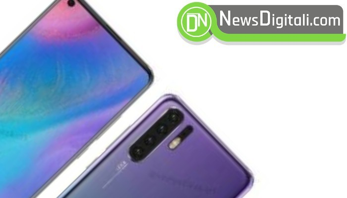 Per la prima volta Huawei P30 Pro in un video reale