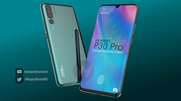 Huawei P30 Pro, stupendo in questo rendering video con foto
