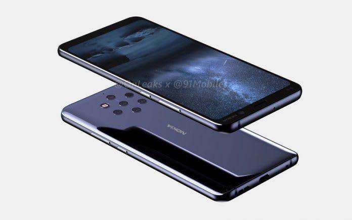 Nokia 9 PureView penta camera rivelato in un video promozionale
