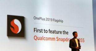 OnePlus: prima casa con smartphone Snapdragon 855