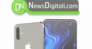 Il nuovo iPhone sarà rivoluzionario, basta tacca, serve un buco nel display!