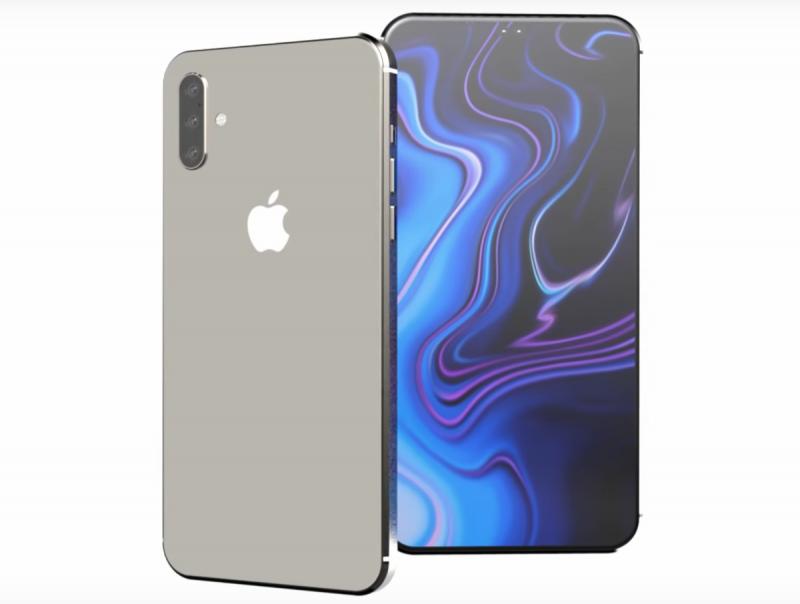 render iPhone