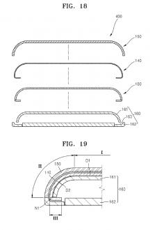 Samsung brevetta un nuovo display flessibile