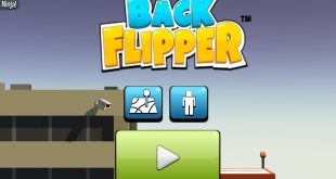 Gioca a Backflipper Gratis su Poki.it