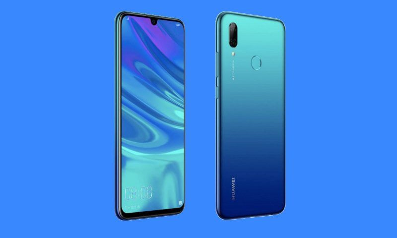 Huawei P Smart 2019, da ieri in Italia e già presente sul volantino mediaworld
