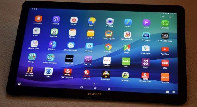 Samsung Galaxy View 2: trapelano le prime specifiche, tanto rumore per nulla?