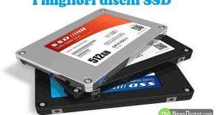 Dischi SSD, i migliori in commercio