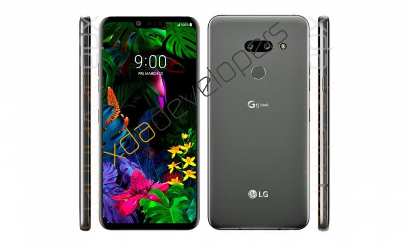 LG G8 ThinQ: arrivano le prime foto, saranno vere?